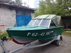 Прогресс-4. 2012 год год, двигатель подвесной, 40,00л.с., бензин