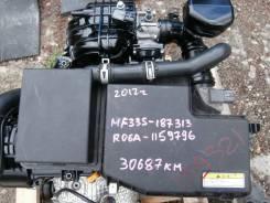 Продам двигатель Nissan MOKO MG33S на разбор.