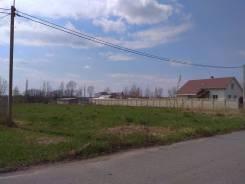 Участок ИЖС 15 соток. 1 500кв.м., собственность, электричество, вода