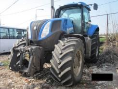 New Holland T8.360. Трактор сельскохозяйственный