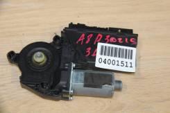 Моторчик стеклоподъёмника передний правый Audi A8 S8 (D3) (2002-2010) [4E1959802A]