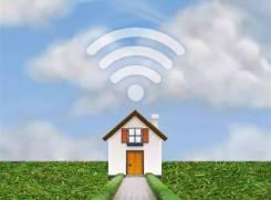 Установим спутниковое телевидение и интернет у вас на даче