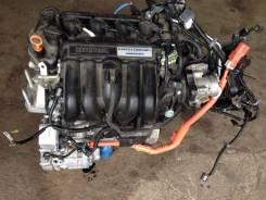 Двигатель в разбор Honda Fit, Fit Hybrid видео