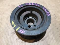 Шкив коленвала, Toyota Mark II, GX100, 1G-FE, №: 13407-70090, Beams
