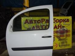 Дверь передняя левая Renault Kangoo 2011 г. в 1,6