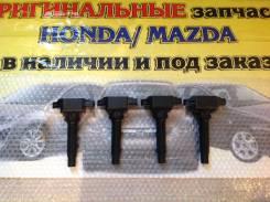 Катушка зажигания, трамблер. Mazda Mazda3, BM Mazda Mazda6, GJ, GJ521, GJ522, GJ523, GJ526, GJ527 Mazda CX-5, KE, KE2AW, KE2FW, KE5AW, KE5FW, KEEAW, K...