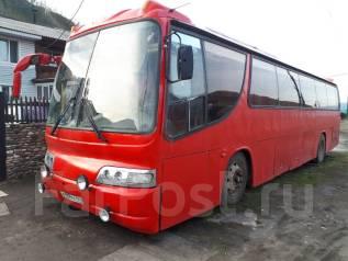Daewoo BH117H. Автобус, 45 мест