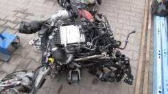Двигатель CXE VW T6 2.0D тестовый с навесным