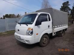 Kia Bongo III. Продаётся грузовик бортовой Киа Бонго3, 2 700куб. см., 1 500кг., 4x2