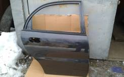 Дверь боковая. Chevrolet Lanos ЗАЗ Шанс Двигатели: L13, L43, L44, LV8, LX6, A15SMS, F14D4, MEMZ307