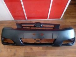 Бампер Toyota RUNX/Allex/Corolla. 04-07г. в. хетчбек.