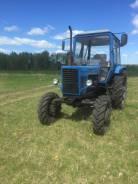 МТЗ 082. Трактор мтз-82, 80 л.с.