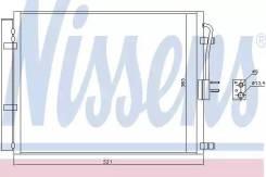 Радиатор кондиционера Nissens [940428]