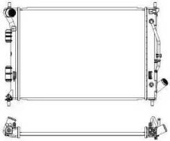Радиатор Hyundai/KIA Elantra/SOUL 10 Sakura [32218511]