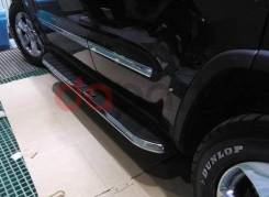 Порог-подножка левый+правый (комплект) jeep Grand Гранд Cherokee Чероки 11- BODY PARTS JPGCH114A2N