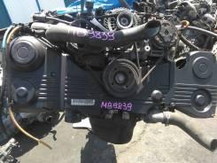 Двигатель SUBARU IMPREZA, GDC, EL154, MB9839, 074-0045901