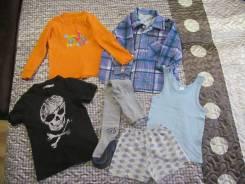 9bdb81a57 Отдам комплект детских вещей для мальчика.