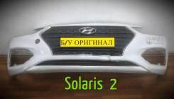 Solaris 2 передний бампер 2017-2019