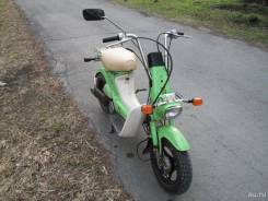 Куплю мопед Honda Caren на запчасти