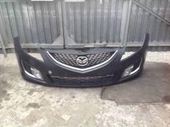 Бампер Mazda 6 GH Sport 2007-2010