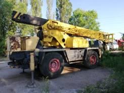 Lokomo. Автокран ms333 bxt - 333 n, 25 тонн, 31 метр, 1984 г. в Воронеж, 32,00м.