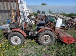 Agrostroj TZ-4K-14. Мини трактор, 12 л.с.