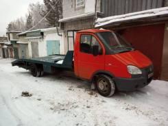 ГАЗ ГАЗель. Продается эвакуатор Газель, 2 500куб. см., 1 500кг., 4x2
