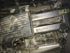 Двигатель nissan TINO SR20DE