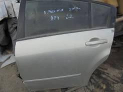 Дверь боковая задняя L A34 Nissan Maxima 2003