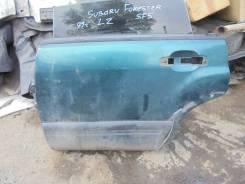Дверь боковая задняя L Subaru Forester SF