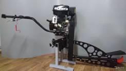 Мотор болотоход 18,5 л. с. 18,50л.с., 4-тактный, бензиновый, нога S (381 мм), 2019 год