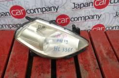 Фара правая Nissan Tiida (C11) 2007-2014