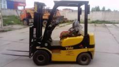Yale GP18MX. Продаётся автопогрузчик, 1 600кг., Бензиновый
