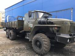 Урал 4320. Урал-4320 бортовой, кабина со спальником, борт металлический, 6x6