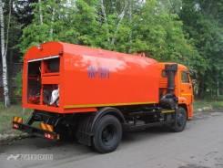 Коммаш КО-564-20. Каналопромывочная машина КО-564-20, 8 500куб. см.