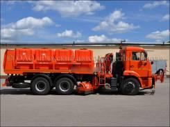 Рарз МК-4432-08. Комбинированная дорожная машина МК-4432-08, 10 000куб. см.