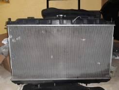 Радиатор охлаждения двигателя. Nissan: Wingroad, Bluebird Sylphy, Primera, Pulsar, AD, Almera, Sunny Двигатели: QG13DE, QG15DE, QG18DE, QG16DE