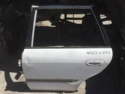 Дверь задняя левая Mazda Capella