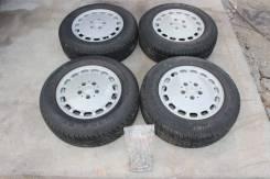 """Комплект оригинальных колес R15 на Mercedes W126 S-Class. 6.5x15"""" 5x112.00 ET21"""