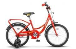 Велосипед 14 Детский Stels Flyte (2018) Количество Скоростей 1 Рама Сталь 9,5 Красный Stels арт. LU076917