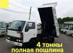 Mazda Titan. 4,6л., кузов 4 тонны, 4 600куб. см., 4 000кг., 4x2