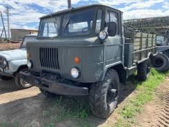 ГАЗ 66. Газ-66 (борт, лебёдка) с Резерва, 4 250куб. см., 3 500кг., 4x4