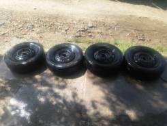 195/65r15 5/100 штампы, колеса, Subaru