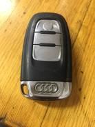 Ключ зажигания, смарт-ключ. Audi A4, 8K2, 8K5 CABA, CABB, CAEA, CAEB, CAGA, CAGB, CAGC, CAHA, CAHB, CALA, CAMA, CAPA, CCLA, CCWA, CDHA, CDHB, CDNB, CD...