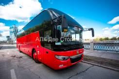 Zhong Tong. Автобус (Зонг Тонг) 6127 люкс (новый) в Москве, 33 места