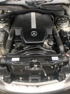 Двигатель M113 Mercedes-Benz W220 W215 54т км только с Японии