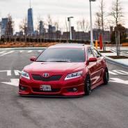 Фары Lexus стиль + бег. поворо Toyota Camry 40 09-11г темные Vland