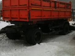 Нефаз. Продам прицеп нефаз 8560 в Омской области, 10 000кг.