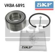 Подшипник ступицы колеса (комплект) | перед прав/лев | SKF [VKBA6891]