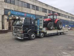 Эвакуатор-Трал 15 тонн ! Перевозка гаражей , спецтехники , контейнеров